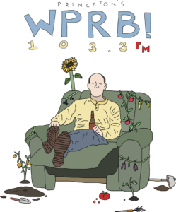 wprb: the garden stand!