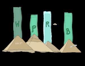 WPRB Pyramids